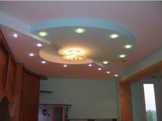 Технологии ремонта потолка